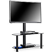 "VonHaus TV Stand with Bracket for 23"" - 47"" TVs"