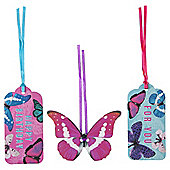 Tropical Butterfly Multi Tag Pack