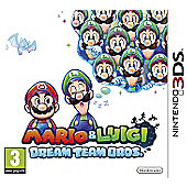 Mario And Luigi: Dream Team (3DS)