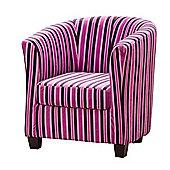 Sofa Collection Francois Tub Chair - Purple