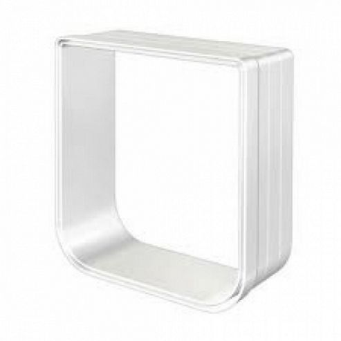 Pet Mate Cat Flap Wall Liner (White)