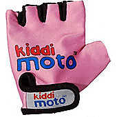 Kiddimoto Gloves Pink (Medium)