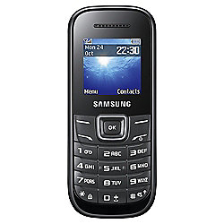 Vodafone Samsung E1200 Black
