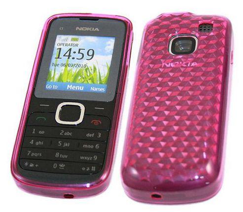 ProGel Skin Case - Nokia C1-01 - Pink