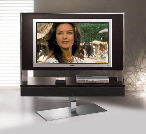 Triskom TV Stand - Cherry