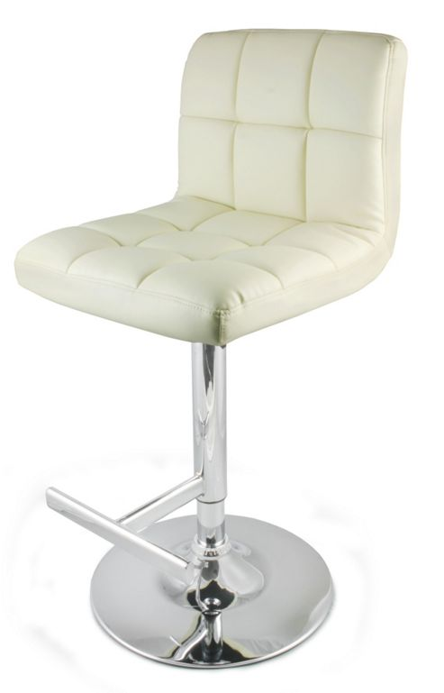 Lamboro Barstools Allegro Bar Stool - Cream