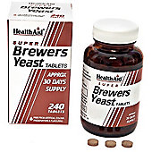 HealthAid Brewers Yeast 500 Tablets