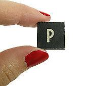Magnetic Letter - P