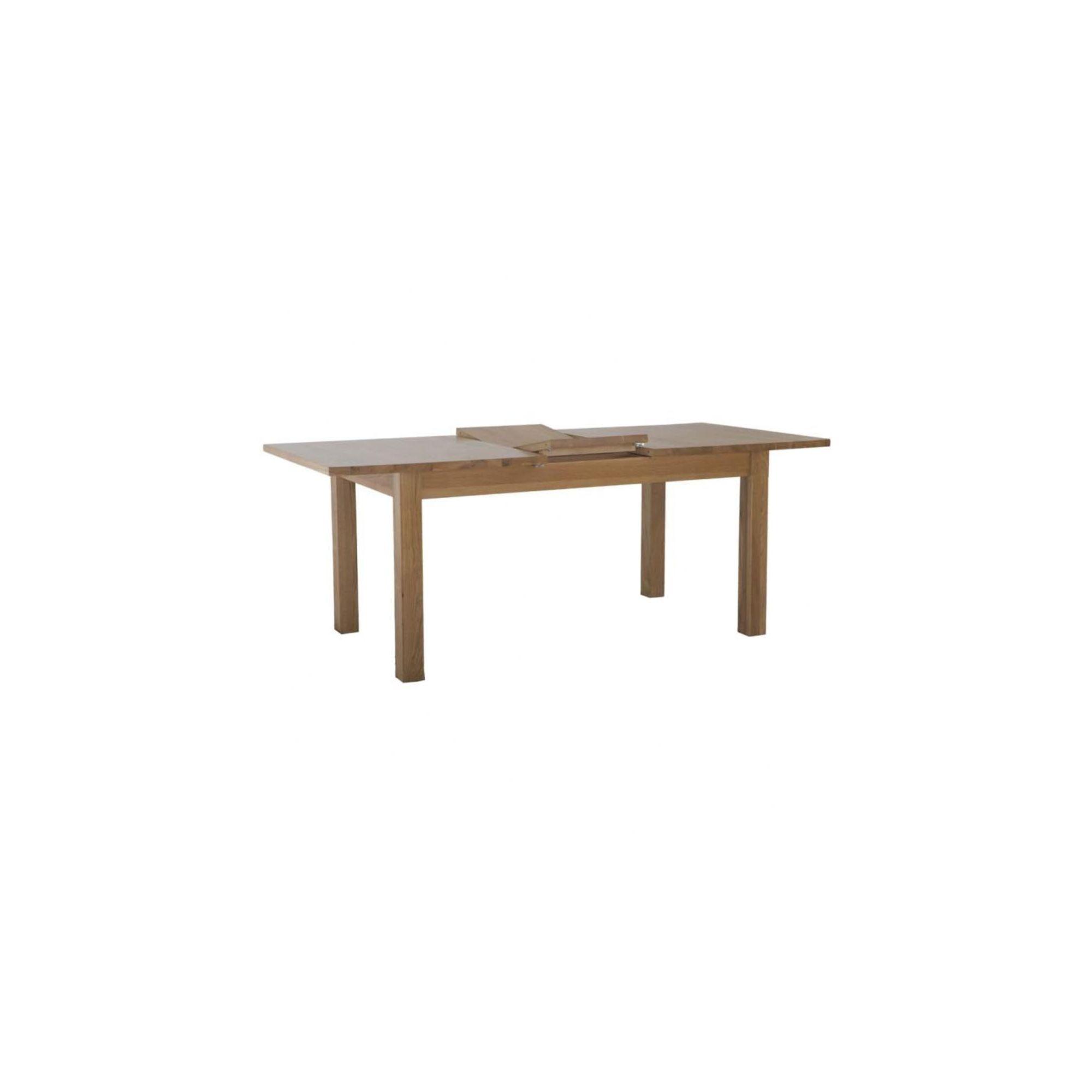 Oakinsen Balmain 160cm-200cm Extending Dining Table