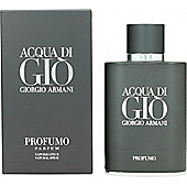 Giorgio Armani Acqua di Gio Profumo Eau de Parfum (EDP) 75ml Spray For Men