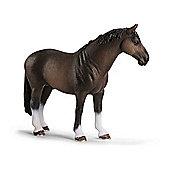 Schleich Hanoverian stallion