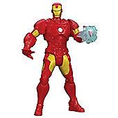 Mighty Battlers Marvel Avengers Assemble Iron Man