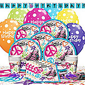 Teen Scribble Party Supplies Teen Scribble Party Pack