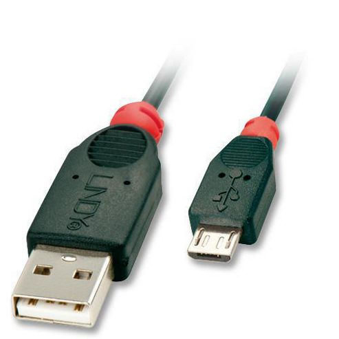 Lindy 1m USB Micro B Cable