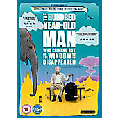 The Hundred-Year-Old Man Who Climbed Out The Window And Disappeared (DVD)