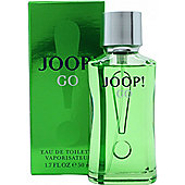 Joop! Go Eau de Toilette (EDT) 50ml Spray For Men