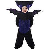 Toddler Bat Halloween Costume Medium
