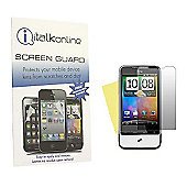 S-Protect LCD Screen Protector & Micro Fibre Cleaning Cloth - HTC Legend