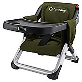 Concord Lima Travel Highchair, Lime