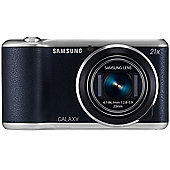 "Samsung Galaxy GC-200 Digital Camera, Black, 16.3MP, 21x Optical Zoom, 4.8"" LCD Screen, Wi-Fi"
