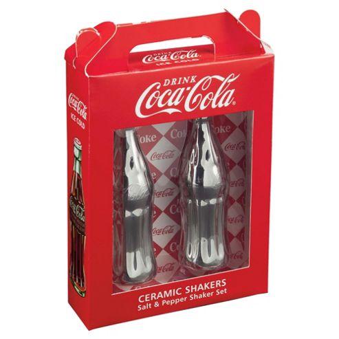 Coca Cola Salt & Pepper Shaker Set