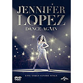 Jennifer Lopez : Dance Again DVD