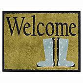 Eco-friendly Door Mat - Welcome