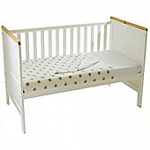 East Coast Stars Grow Blanket - Cot Bed