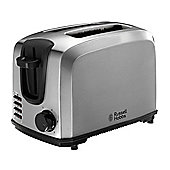 Russell Hobbs 20880 2 Slice Compact Toaster - Stainless Steel