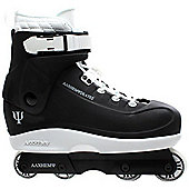 Alchemy Pure Air Aggressive Inline Skate - Black