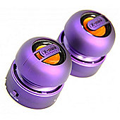 Max Duo Portable Rechargeable Capsule Speakers