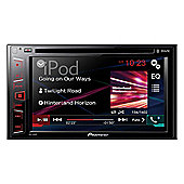 Pioneer AVH-280BT, Bluetooth, Multimedia Car Stereo