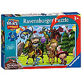 Mike the Knight 'Adventure Time' 35 Piece Jigsaw Puzzle Game