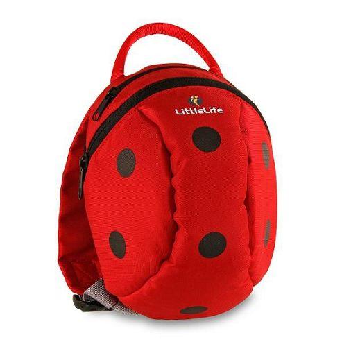 LittleLife Animal Daysack Ladybird