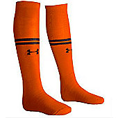 2013-14 Tottenham Home Goalkeeper Socks (Orange) - Orange