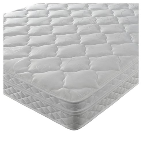 Silentnight Double Mattress - Miracoil Memory (bedstead)