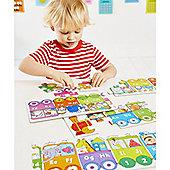 ELC Alphabet Train Puzzle