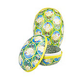 Set Of Two Paper Easter Egg Gift Boxes