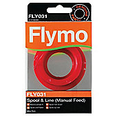 Flymo Garden Trimmer Line Spool, FLY031