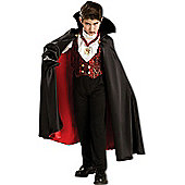 Child Transylvanian Vampire Costume Large