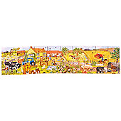 Bigjigs Toys BJ030 Farm Puzzle