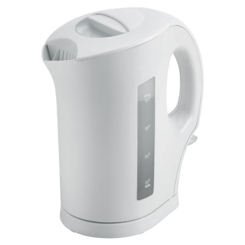 Tesco JK12 1.7L Value Jug Kettle - White
