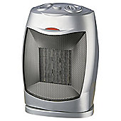 Fine Elements Ceramic & Fan Heater, 1500W - Silver