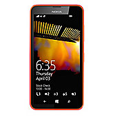 Microsoft Lumia 635 (4.5 inch) Sim Free Windows 8.1 Smartphone - Orange