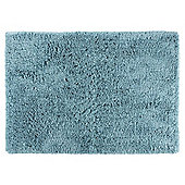 Tesco Luxury Tufted Bath   Grey - Blue