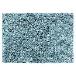 Tesco Luxury Tufted Bath Mat Marine Blue