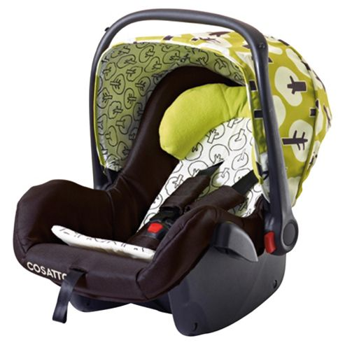 Cosatto Giggle Group 0+ Car Seat, Treet