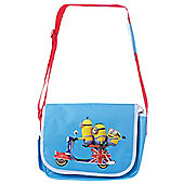 Despicable Me Minions British Moped Messenger Bag