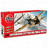 Supermarine Spitfire MkI/MkIa/MkIIa (A05115A) 1:48