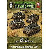 USA - M113 APC - Flames of War Vietnam